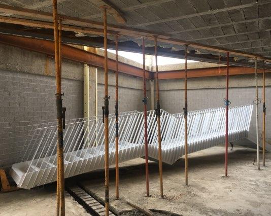 Proyecto: Sede de aluminio de Eibar, Berriz   ISOSTATIKA