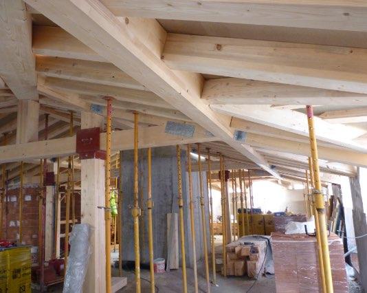 Proyecto: Reforma casa Kareaga, s. XVIII, Zarautz | ISOSTATIKA