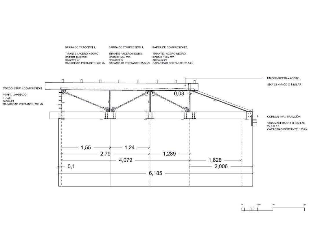 Proyecto: Reforma interior ático | ISOSTATIKA