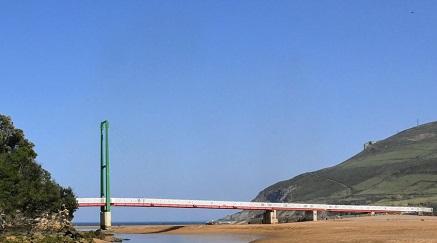 Puente de Pobeña